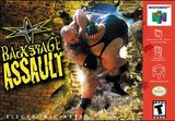 WCW Backstage Assault (Nintendo 64)